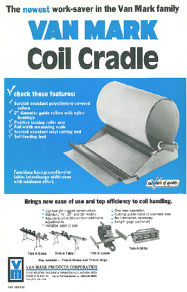 Intro Coil Cradle
